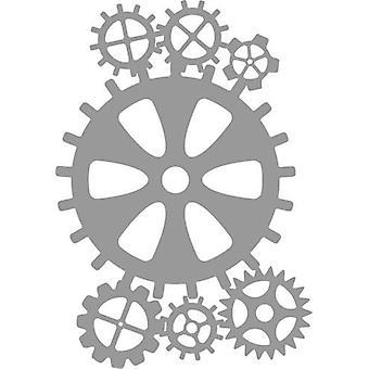 Pronty Mask kaavain Gears 2 470.803.045 A4