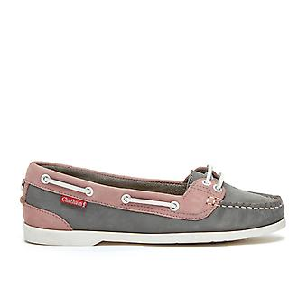 Chatham Women's Harper Premium Leather Boat Shoes