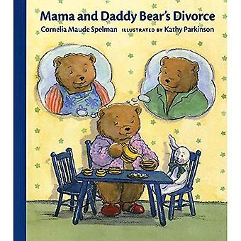 Mor og far bærer skilsmisse (Albert Whitman Prairie Paperback)