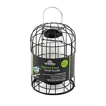 Tom Chambers Squirrel Proof Bird Seed Feeder