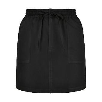 חצאית הנשים קלאסיקה עירונית ויסקוזה Twill