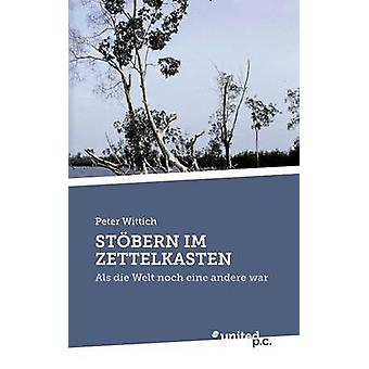 STBERN IM ZETTELKASTEN by Wittich & Peter