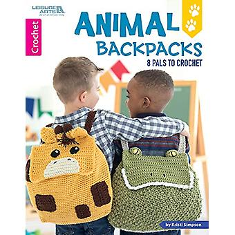 Animal Backpacks - 8 Pals to Crochet by Kristi Simpson - 9781464772009