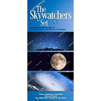 Skywatchers - Folding Pocket Guides to the Night Sky - the Moon and We