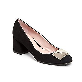 Taryn Rose Women's Letizia Block Heel Pump