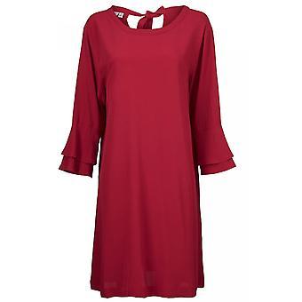 Masai klær glea rød kjole