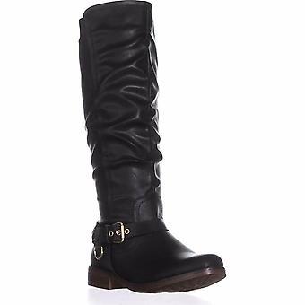 XOXO Mauricia Damen's Stiefel schwarz Größe 11 M