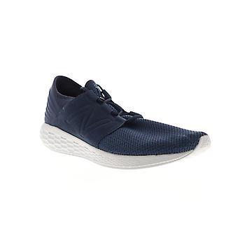New Balance Cruz V2 Fresh Foam  Mens Blue Athletic Running Shoes