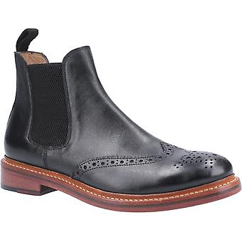 Cotswold Men's Siddington Leather Goodyear Welt Boot  29258
