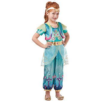 Girls Shine Costume - Shimmer & Shine