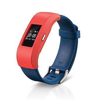 Sleeve Case Band Wrap Cover Protective For Fitbit Charge 2[Red] BUY 2 GET 1 FREE