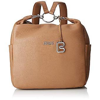 BREE Collection Nola 6 Tan Backpack S19 - Brown Women's Backpacks (Tan) 10x30x28 cm (B x H T)
