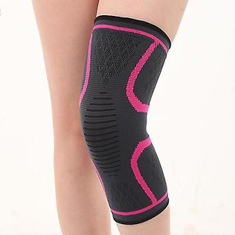 Non-slip warm fitness protective knee pad for running cycling