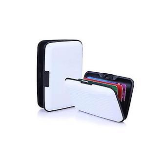 RFID保護機能付きウォレット/カードホルダー(ホワイト)