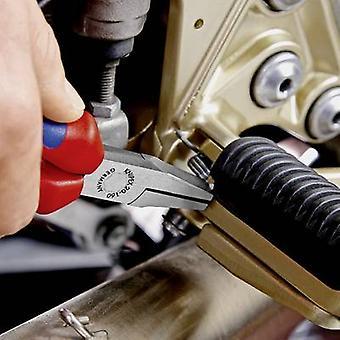 Knipex 20 05 140 Workshop Flachnasenzange gerade 140 mm
