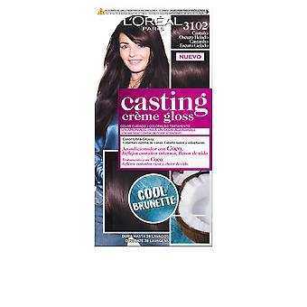 L&Oreal Make Up Casting Creme Gloss #310-cool marrone scuro per le donne