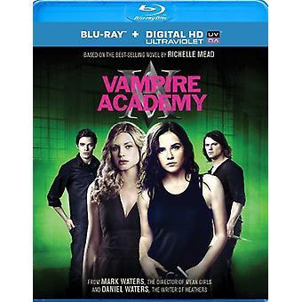 Vampire Academy [BLU-RAY] USA import