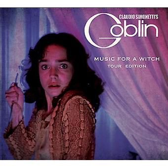 Claudio Simonetti - Music for a Witch - O.S.T. [CD] USA import
