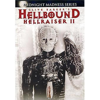 Hellbound: Hellraiser 2 [DVD] USA import