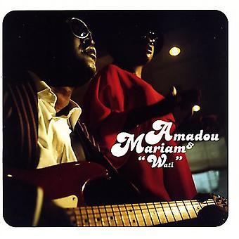 Amadou Et Mariam - Wati [CD] USA import