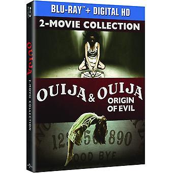 Ouija: 2-Movie Collection [Blu-ray] USA importerer