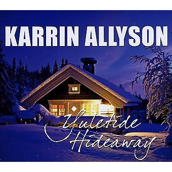 Karrin Allyson - Yuletide Hideaway [CD] USA import