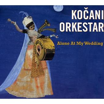 Kocani Orkestar - Alone at My Wedding [CD] USA import