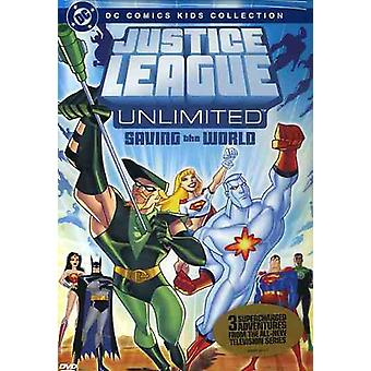 Justice League Unlimited-Saving the World: Season [DVD] USA import