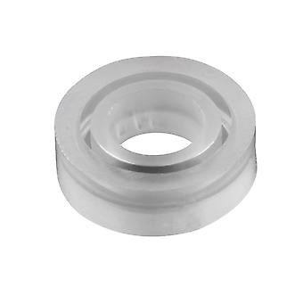Siliconen Plain Ring Mould voor Epoxy Hars, Maat S