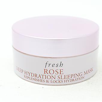 Fresh Rose Deep Hydration Sleeping Mask  2x0.5oz New