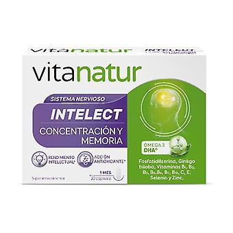 Vitanatur Intelect 30 capsules