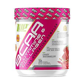 Her BCAA's, Glutamine & Collagen Plus Hydration Complex, Guava Nectarine 375 g