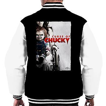 Chucky Maldición de Chucky Cartel Hombres's Chaqueta Varsity