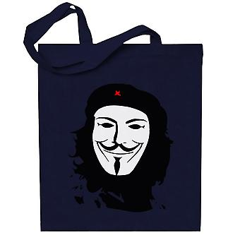 Anonym Guevara V For Vendetta Totebag