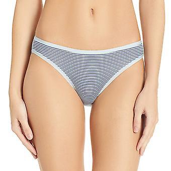 Essentials Women's Cotton Stretch Bikini Panty,, MultiColor, Size Small