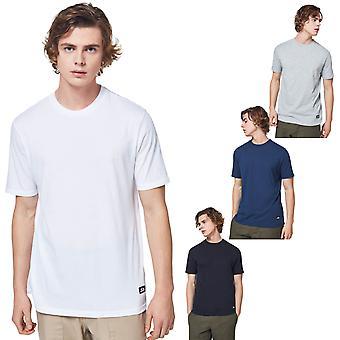 Oakley Mens 2020 Oakley Patch Short Sleeve Hydrolix Crew Icon T-Shirt