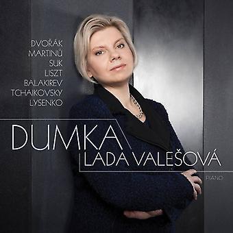Lada Valesova - Dvorak Suk Liszt & More [CD] USA import