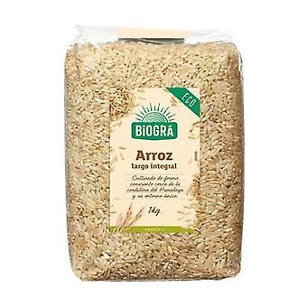 Organic Long Brown Rice 1 kg