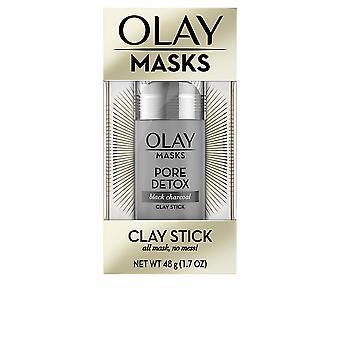 Olay Masker Clay Stick Pore Detox Svart Kol 48 Gr för kvinnor