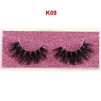 Eyelashes Cruelty Free Handmade Strip Lashes Soft False Eyelashes Makeup