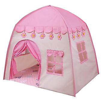 Indoor Princess Tent Bed For Girl, Boy, Play House