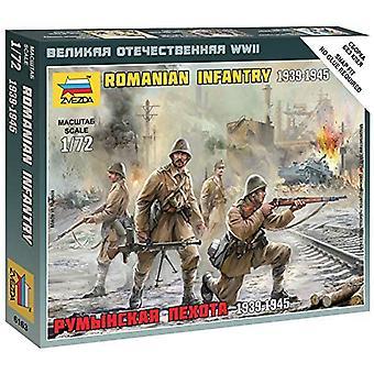 Zvezda Z6163 Roman Infantry Model Kit