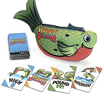 Happy Salmon - Green Original Edition