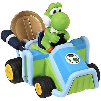 Yoshi (Mario Kart 7) Coin Racer Action Figure