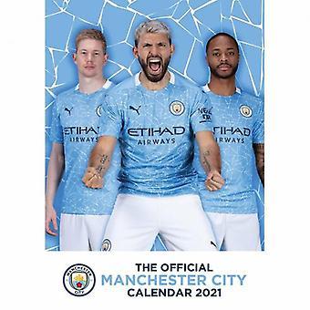 Manchester City Calendar 2021