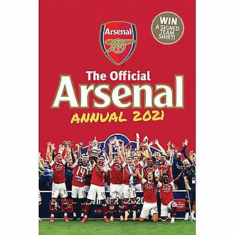 Arsenal Annual 2021