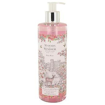 True rose hand wash by woods of windsor 538828 349 ml