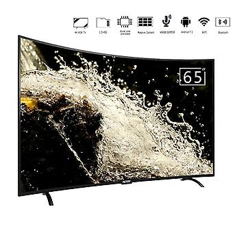 Android Curved Screen Television 1.5g + 8gb 65 Zoll 4k Hd Led TV Smart mit Wifi