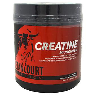Betancourt Nutrition Creatine Micronized, 525 gm