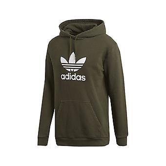 Adidas Trefoil Hoodie DT7970 evrensel tüm yıl erkek sweatshirt